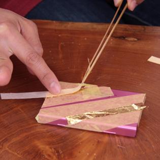 手作り教室 お香講座・匂い袋講座